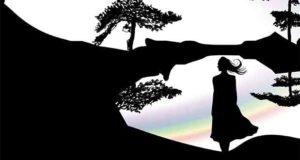 Das Mädchen im Regenbogen