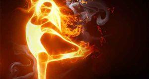 Flammentanz: Funken