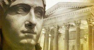 Sanctus Deus: Historischer Roman