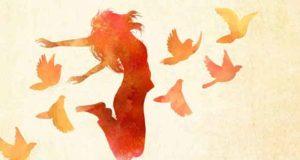 Unter den Flügeln deiner Seele