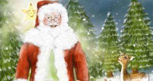 Als der Weihnachtsmann seinen Bauch verlor