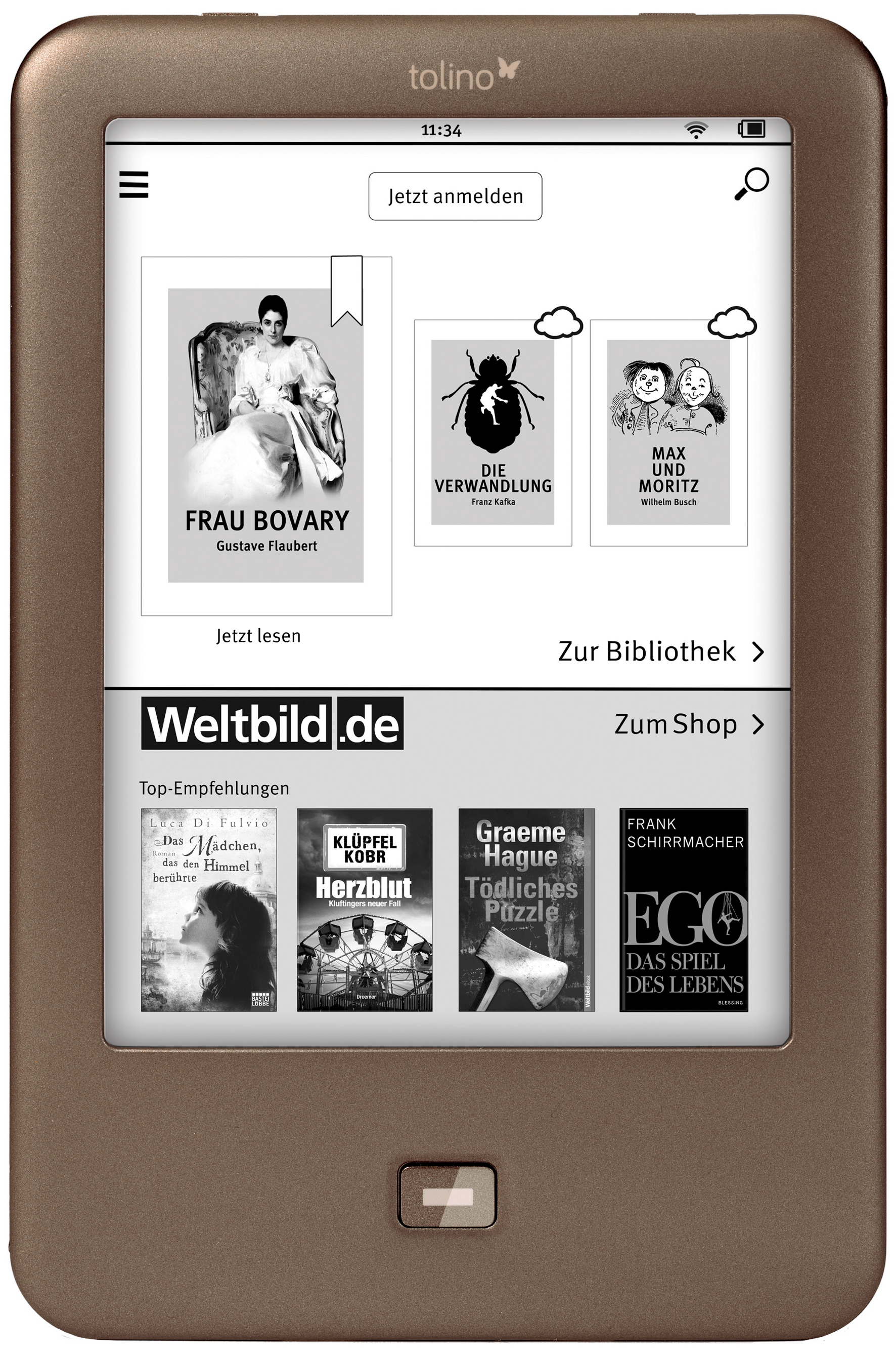 how to shop for ebooks for kindle